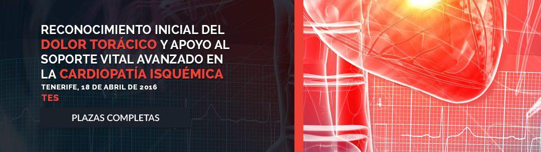 Reconocimiento Inicial al Dolor Torácico y Apoyo al Soporte Vital Avanzado en la Cardiopatía Isquémica