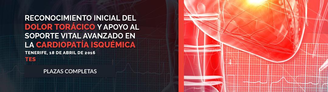 Reconocimiento inicial del dolor torácico y apoyo al  soporte vital avanzado en la cardiopatía isquémica