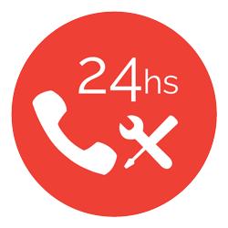 Asistencia Técnica y telefónica 24hs