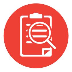 Revisión, checklist y sustitución por uso