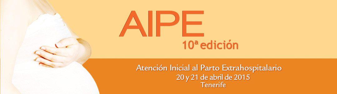 Atención Inicial al Parto Extrahospitalario – AIPE