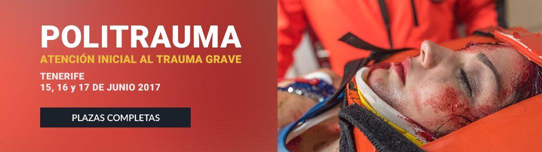 Politrauma Atención al Trauma Grave 2017 primera edición