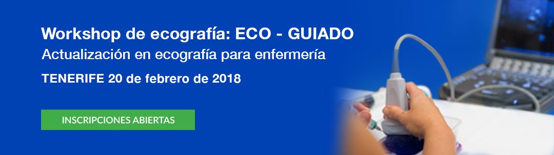 Workshop de ecografía: ECO – GUIADO