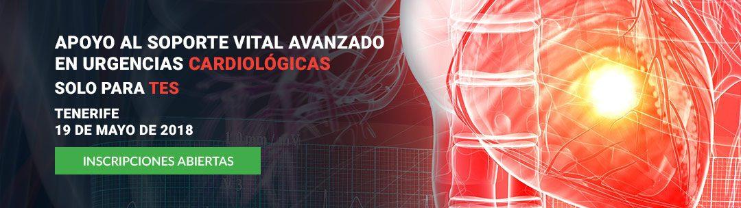 Apoyo al Soporte Vital Avanzado en urgencias cardiológicas