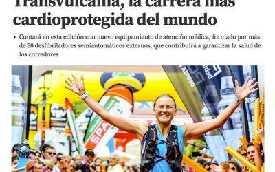 Transvulcania, la carrera más cardioprotegida del mundo