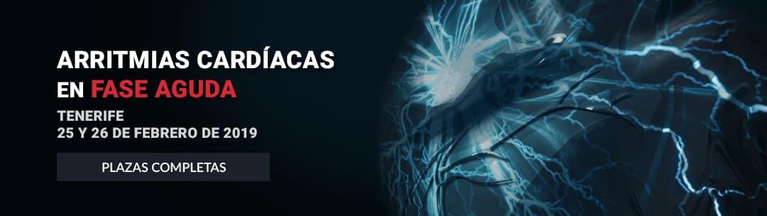 Arritmias Cardíacas en Fase Aguda Primera Edición 2019