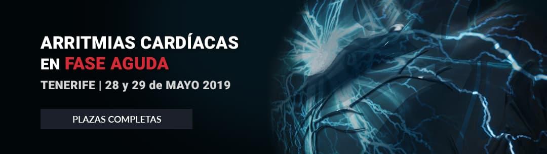 Arritmias Cardíacas en Fase Aguda Tercera Edición 2019
