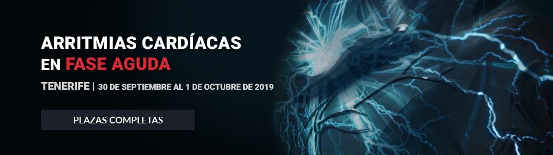 Arritmias Cardíacas en Fase Aguda Cuarta Edición 2019