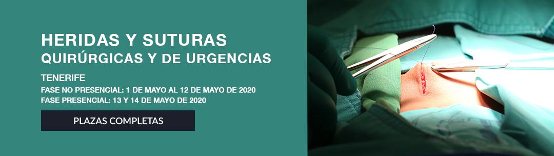 Heridas y Suturas Quirúrgicas y de Urgencia 1 Edición 2020