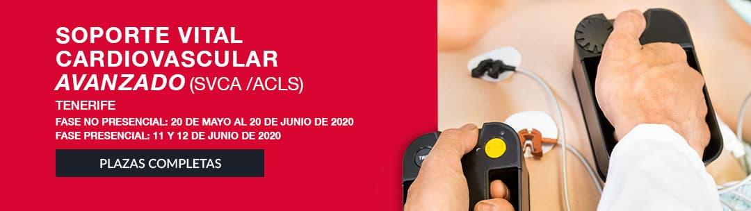 Soporte Vital Avanzado (SVCA/ACLS) Primera Edición 2020